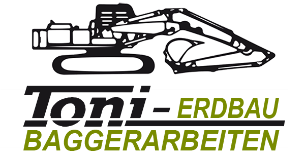 TONI Erdbau Aushub & Baggerarbeiten Südtirol Tiefbau Firma